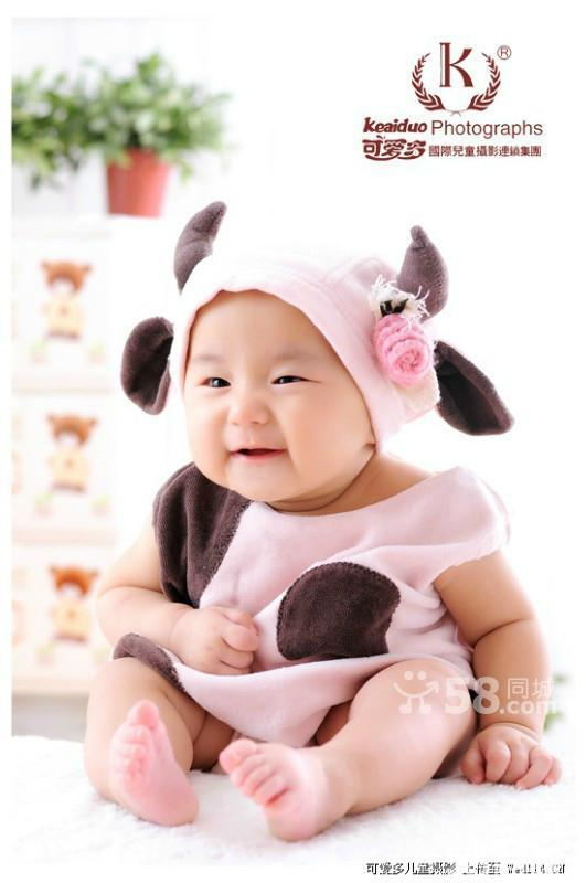 天津儿童摄影哪家好 当然是可爱多儿童摄影