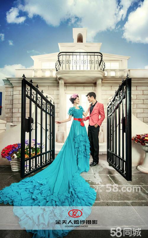 桂林金夫婚纱--夏季婚礼