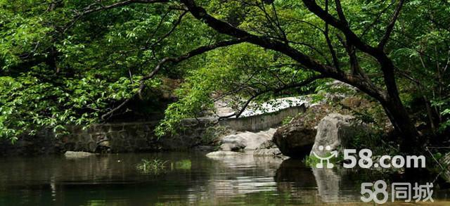 高温避暑太行山脉河北野三坡百里峡自然风景区如家