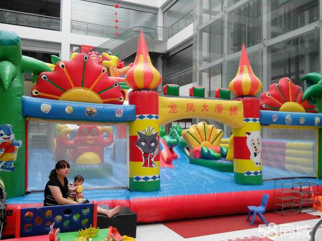 幼儿园游乐设备租赁找上海童欢游乐