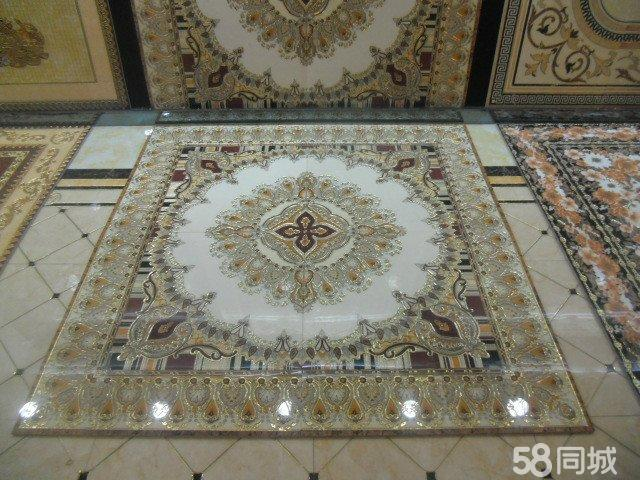 工装欧式地毯贴图