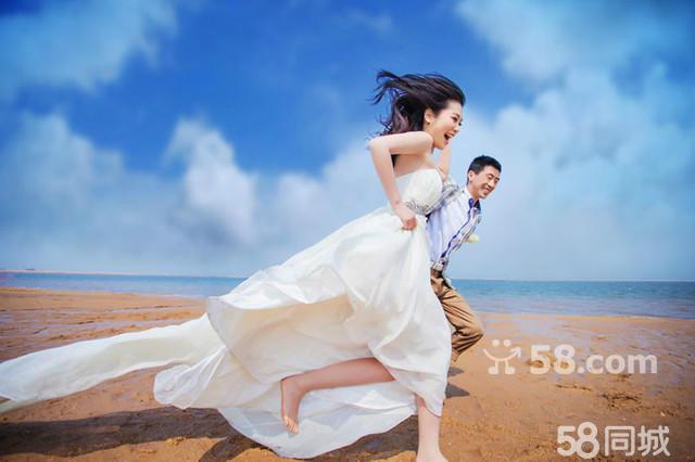 韩式婚纱照跟现代生活关系