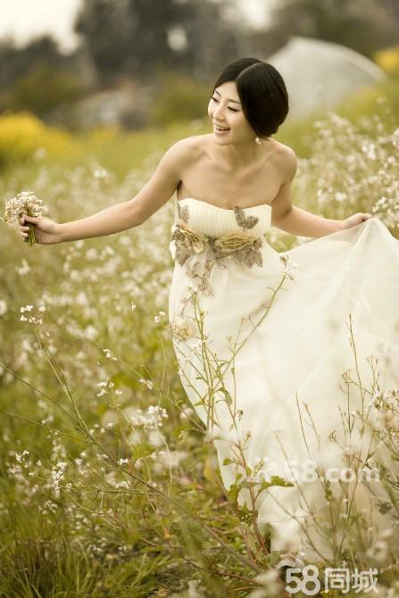 特价广州珍爱婚纱摄影双外景拍摄,唯美婚纱照,市内园