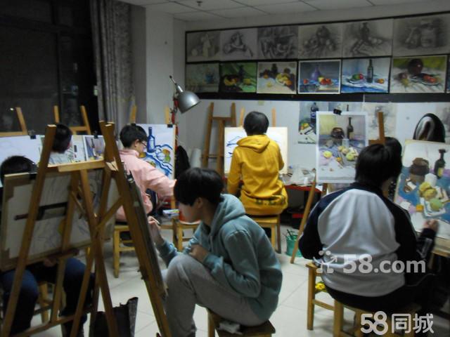 儿童黑白线描画班:(6—7岁)