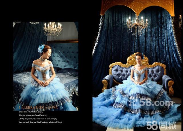 烟台王子宫殿婚纱摄影——特惠季