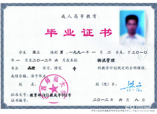 广西重点大学函授教育广西师范大学
