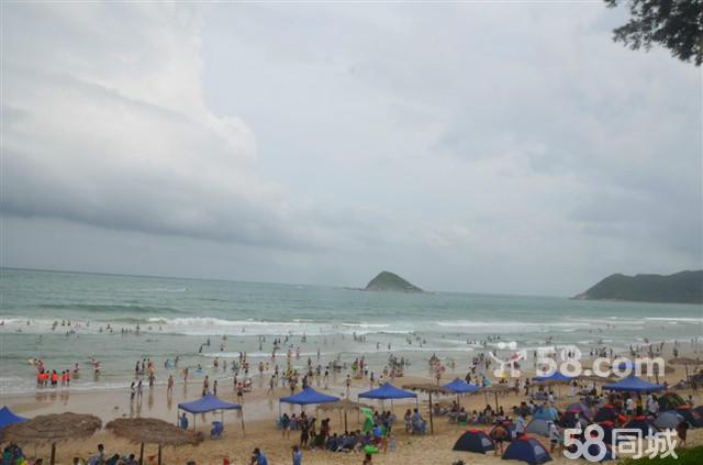 享受遐意人生三门岛位于深圳东部