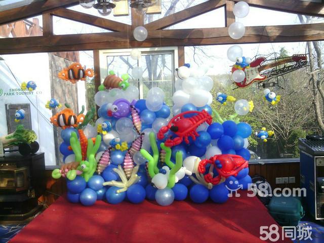 气球布置装饰 - 湘潭58同城