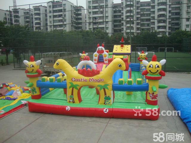 供应广州充气儿童乐园出租充气城堡租赁