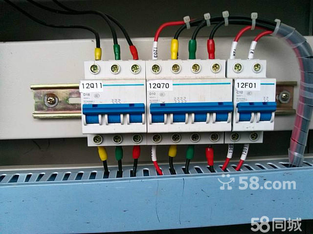 绿洲湾电工安装水电灯具跳闸电路短路插座漏电空开