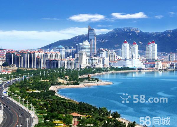 青岛,栈桥,烟台,蓬莱,威海