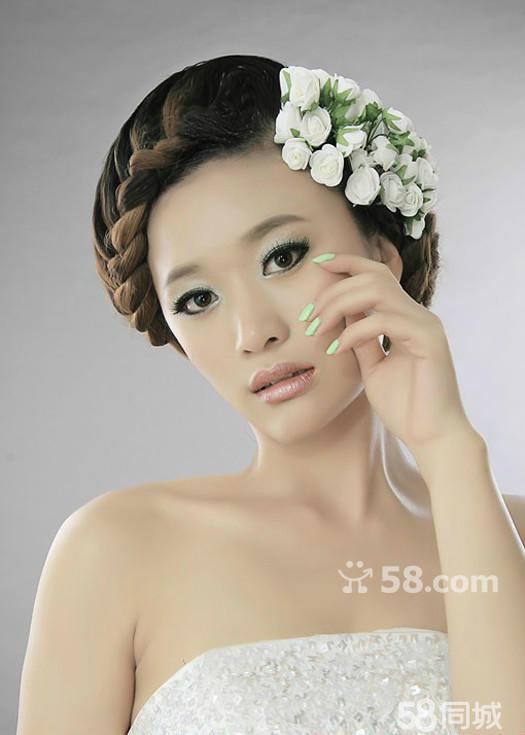 高端造型团队,新娘跟妆,专业舞台妆,晚宴妆图片