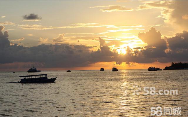 马尔代夫线 : 天堂岛,康杜玛岛6日4晚游