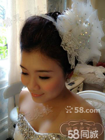花都美新娘壁纸