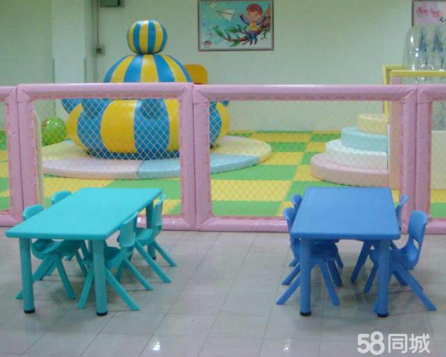 乐之翼室内儿童乐园设备加盟