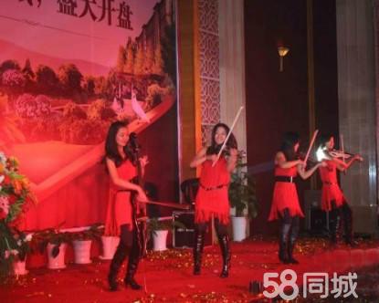 武汉企业年会、拜年视频拍摄,LED动态背景制作