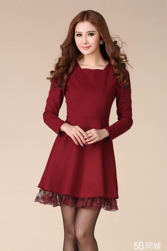 【微信零售时尚女装工厂货源一件代发欧美明星款