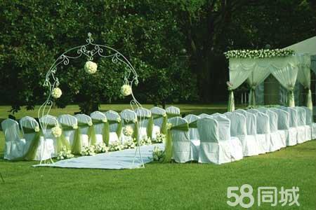 二沙岛户外婚礼策划 二沙岛西式婚礼策划 最美