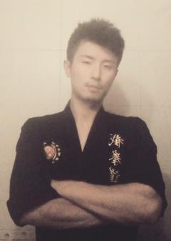 台湾健身教练浩克