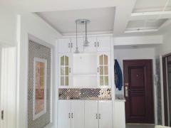 家庭装修一条龙,改水电,铺壁纸,刮地砖,贴腻子等海丽衣柜图片