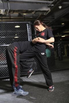 以色列格斗术 马伽术 女子防身术 个人防卫术培训